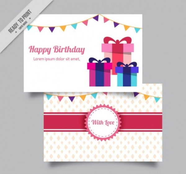 Free Birthday Gift Card