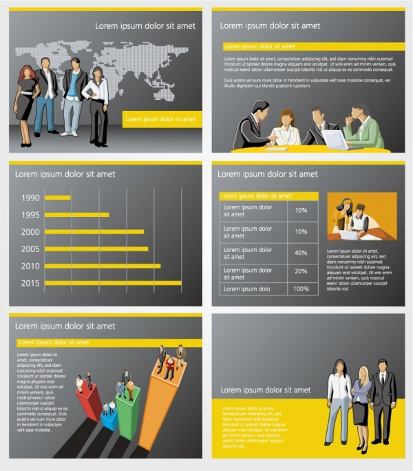 Free Business Infographic Template