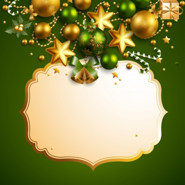 Free Christmas Background Picture