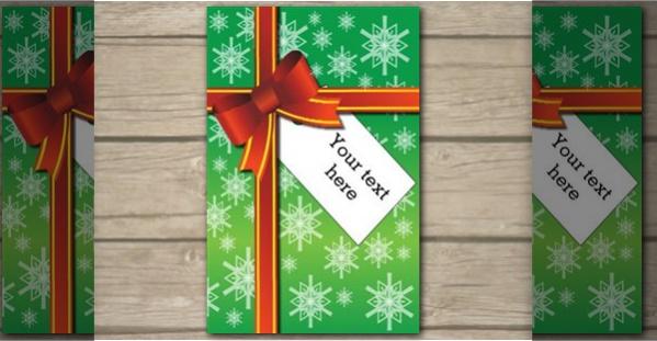 Free Christmas Gift Ecard