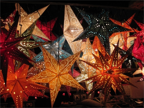 Free Clipart Christmas Star Image
