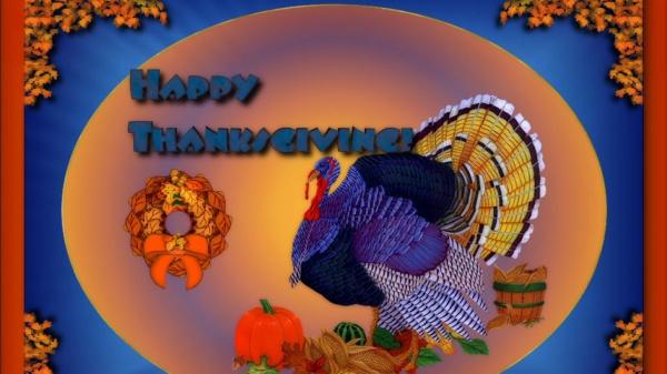Free Cool Thanksgiving Wallpaper