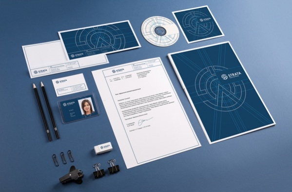 Free Corporate Email Stationery Template