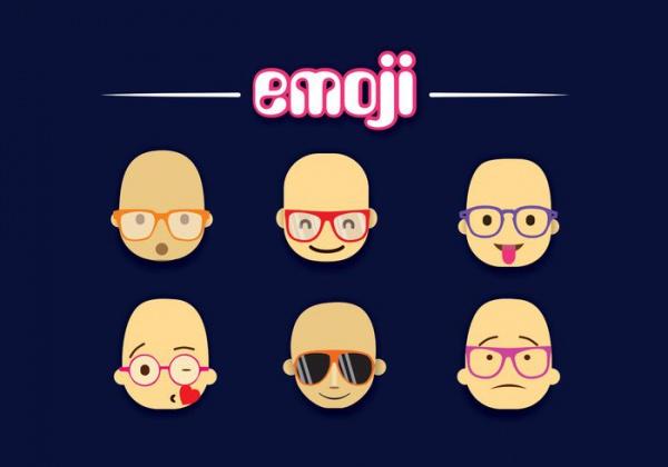 Free Creative Emoji Clipart
