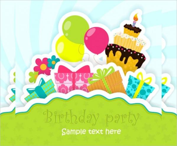 Free Creative Happy Birthday Card