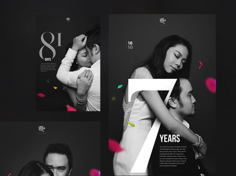 Free Creative Wedding Website Design