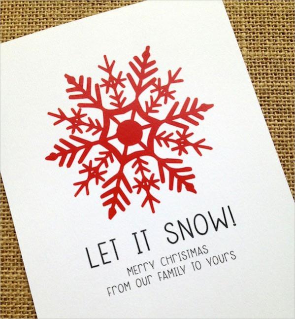 Free Digital Christmas Card