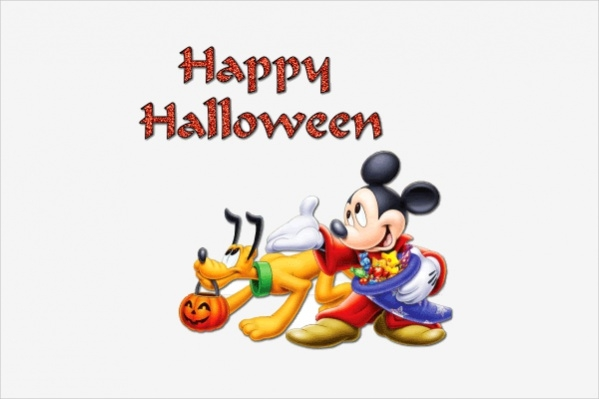 free disney halloween clipart