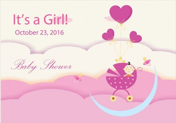 Free Diy Baby Shower Invitation