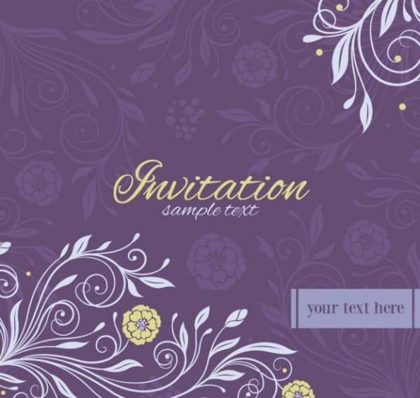 Free Diy Purple Wedding Printables