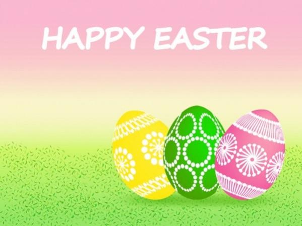 Free Easter Greetings Image