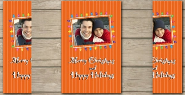 Free Elegant Christmas Card