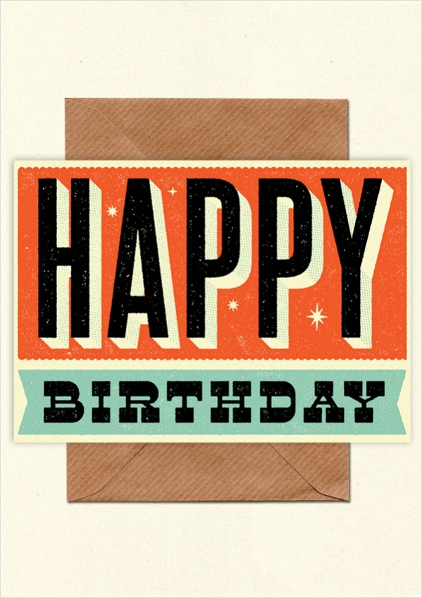 free email birthday greeting design