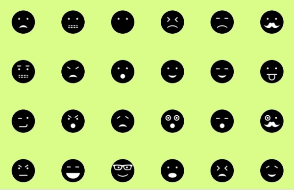 Free Emoji Icon Pack