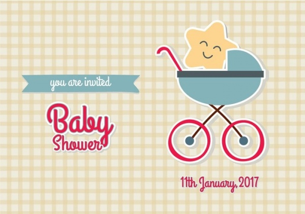 Free Funny Baby Shower Invitation