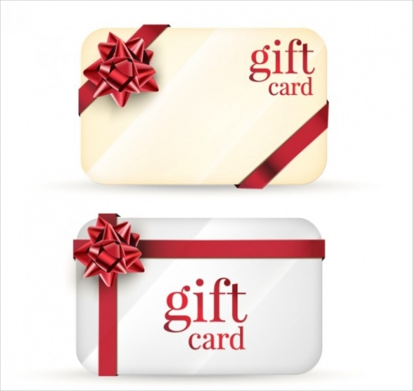 Free Gift Card Design