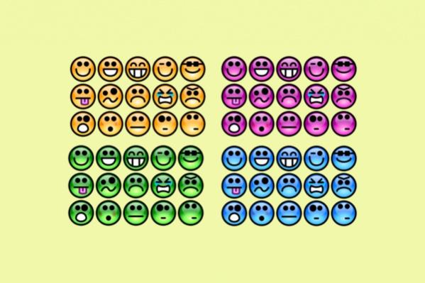 Free Glossy Smiling Emoji