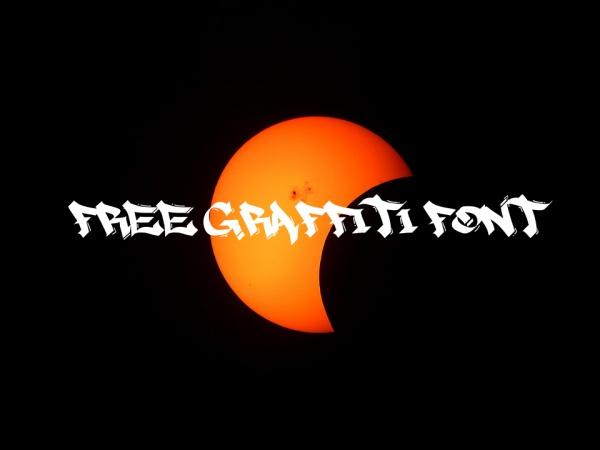 free-graffiti-font