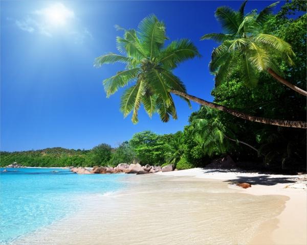 Free HD Beach Wallpaper