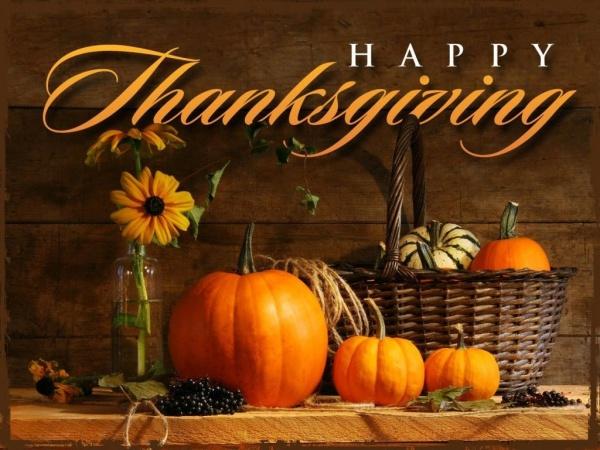 Free HD Thanksgiving Wallpaper