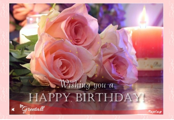 Free Happy Birthday Electronic Card