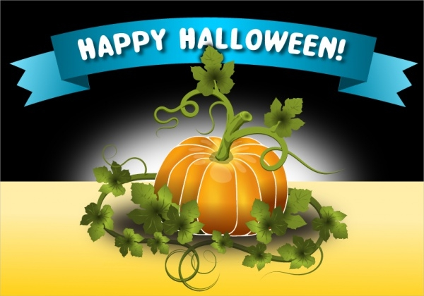 Free Happy Halloween Clipart