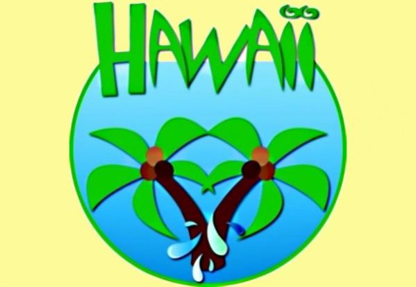 Free Hawaiian Clip Art Border