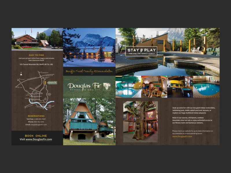 Free Hotel Leaflet Brochure Design
