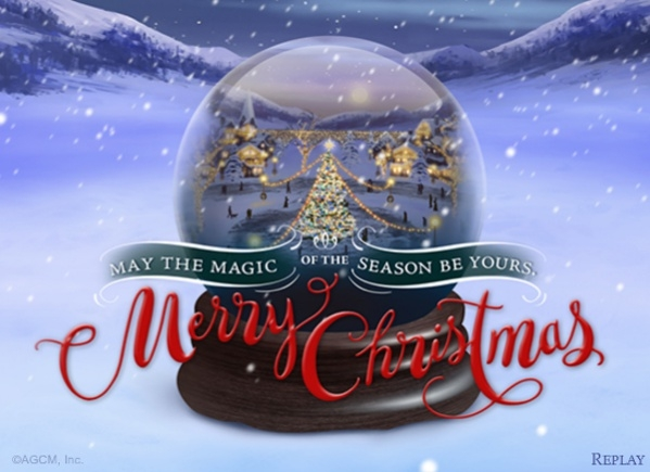 Free Interactive Christmas Ecard