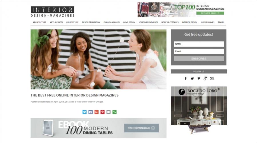 Free Interior Online Magazine