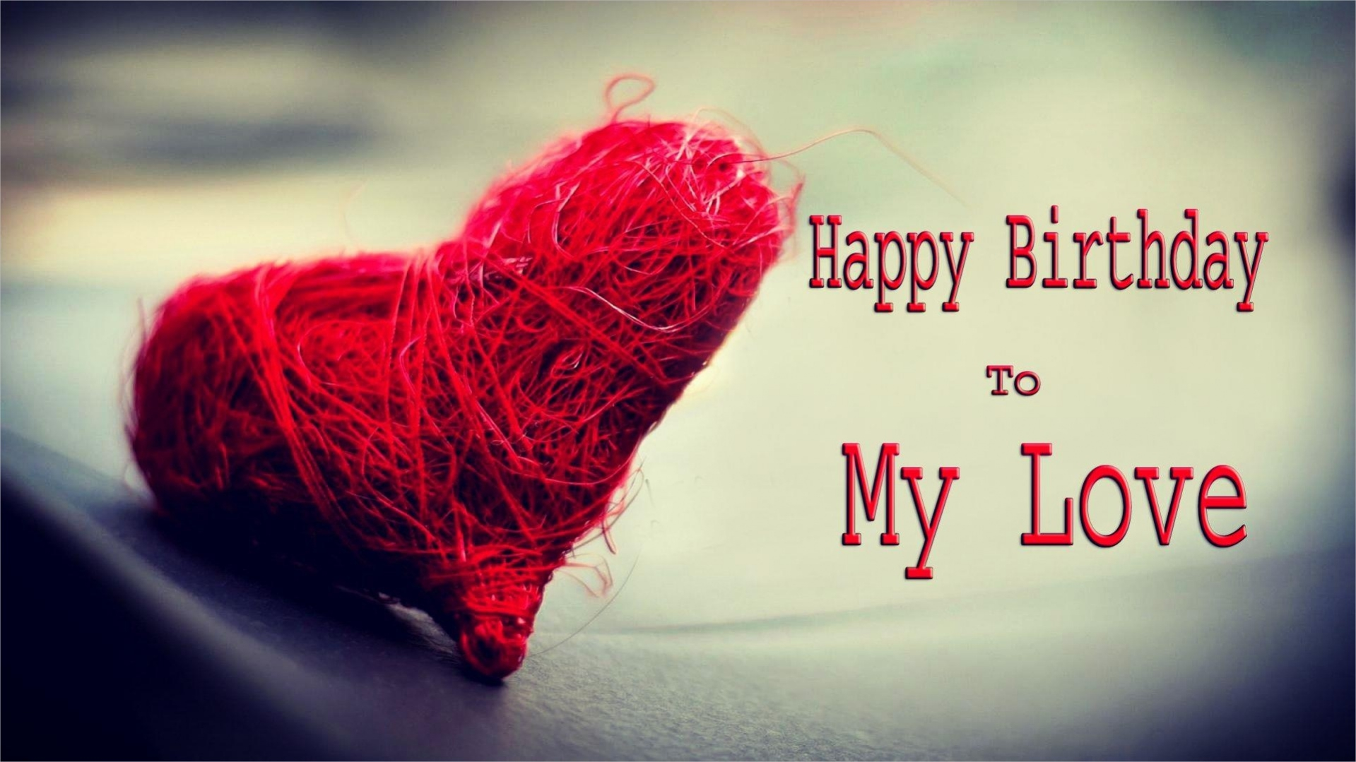 Free Love Birthday Image
