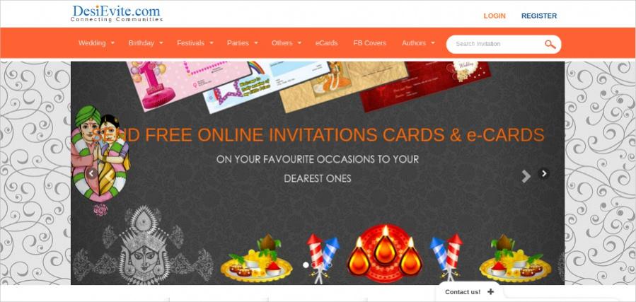 Free Online Invitation Cards