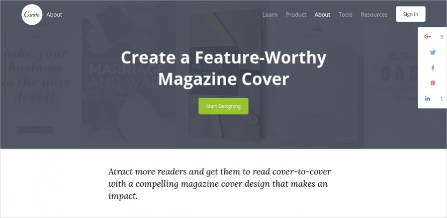 Free Online Magazine Cover Maker