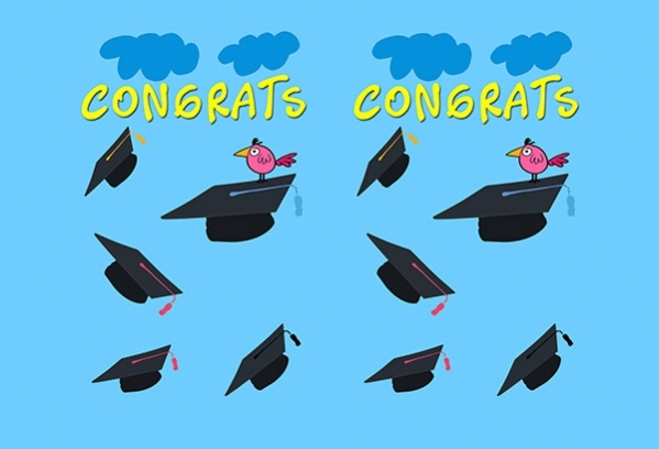 Free Personalized Graduation Ecard