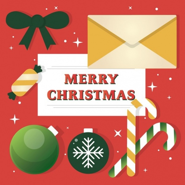 Free Photo Christmas Card