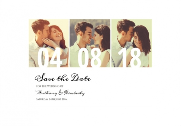Free Save The Dates PSD Vector Download - Save the date templates free download