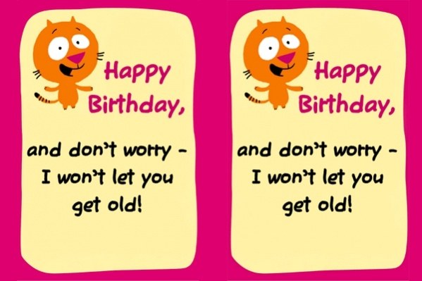 Free Printable Birthday Electronic Card