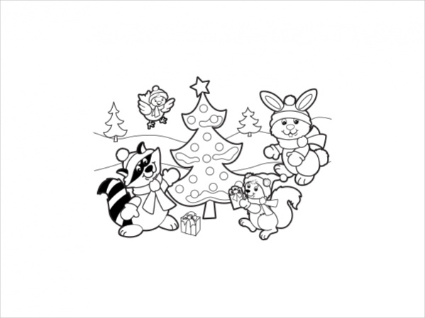 free-printable-childrens-christmas-coloring-page