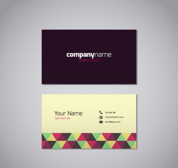 Free Printable Graphic Design Business Card
