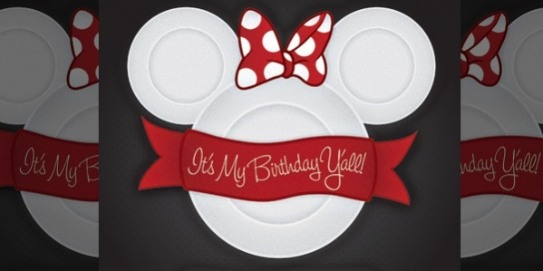 Free Printable Minnie Mouse Birthday Invitation