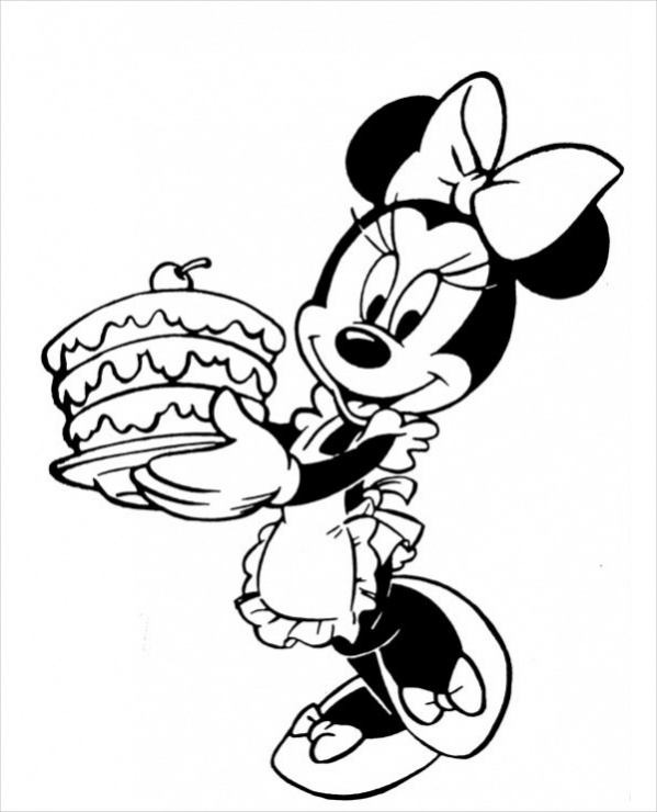 minnie mouse christmas coloring pages - 15 free printable christmas coloring pages pdf download