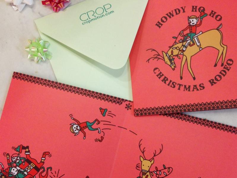 Free Printable Photo Christmas Card