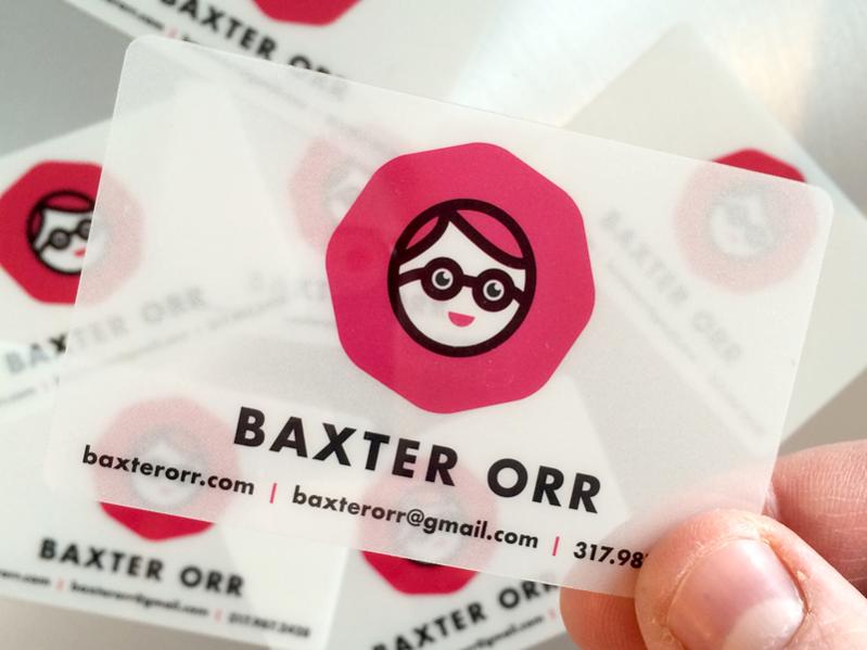 Free Printable Plastic Business Card