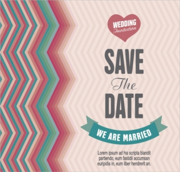 free printable save the date template1
