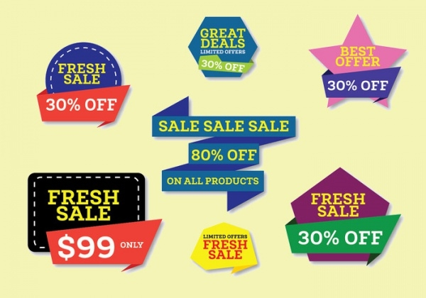 Free Promotional Banners