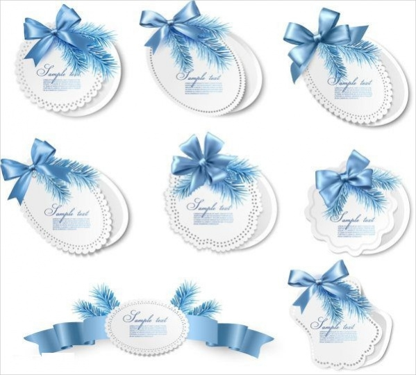 Free Ribbon Bow Gift Card
