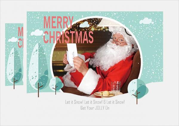 Free Santa Claus Christmas Ecard