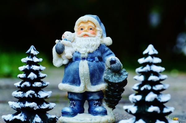 Free Santa Claus Christmas Printables