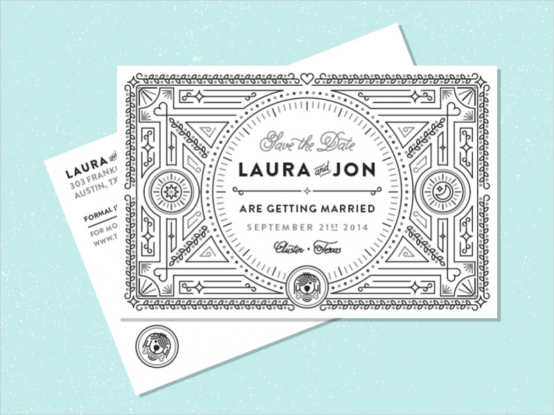 free save the date invitationtemplate