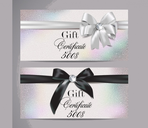 Free Simple Gift Certificate Template